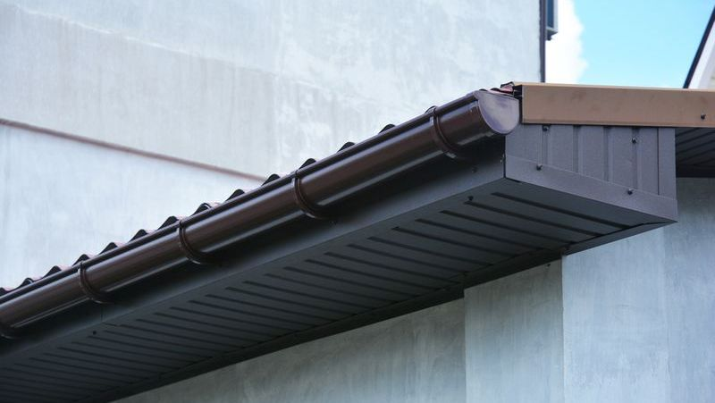Fascias, Soffits, and Guttering